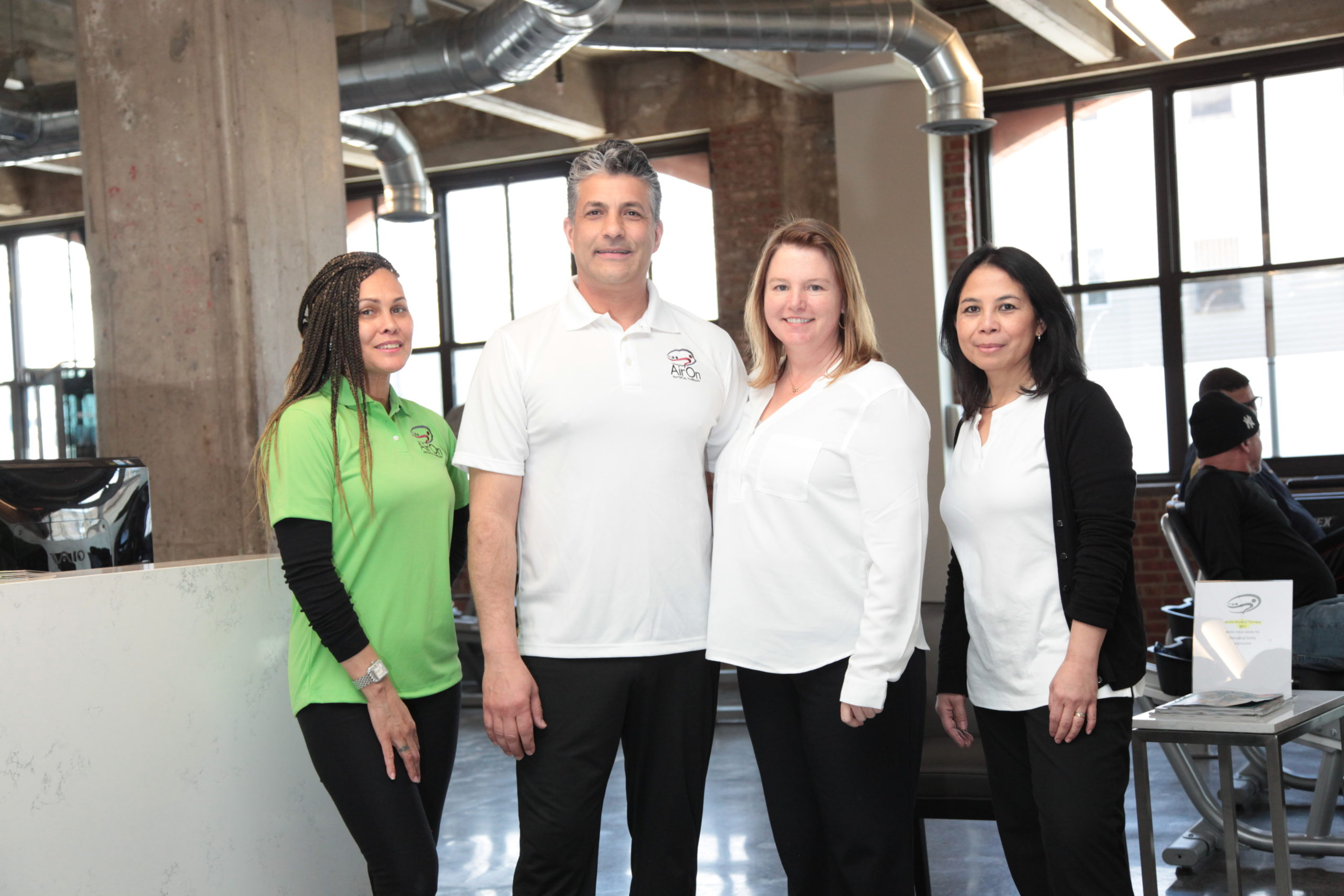Airon Physical Therapy Team